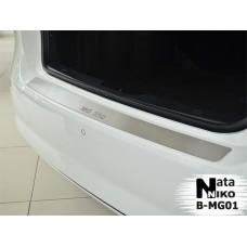 Накладка на задний бампер MG 350 2012-