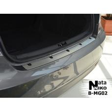 Накладка на задний бампер MG 6 4D 2013-