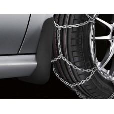 Брызговики Mercedes-Benz E-klasse (W213) (15-) оригинальные 2шт A2138900100 передние