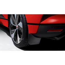 Брызговики Jaguar I-Pace 2018-, оригинальные комплект 2 шт T4K1104