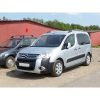 Ветровики Citroen Berlingo II 2009