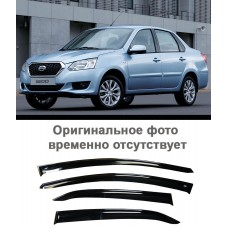 Ветровики Datsun on-DO / mi-DO 2014