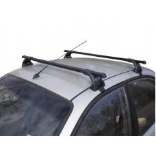 Багажник Daewoo Lanos 1997- за арки автомобиля
