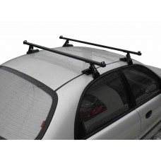 Багажник на крышу Audi 100 1983-1993 за дверной проем