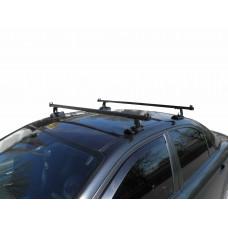 Багажник на крышу BMW 1 2004- в штатные места