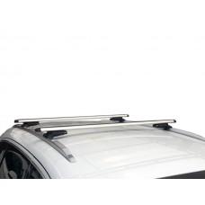 Багажник на крышу Audi A6 2004–2011 на интегрированные рейлинги