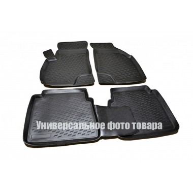 Ковры салона Ford S-Max 2006- pp-194