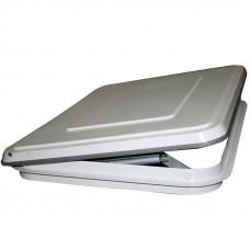 Люк вентиляционный автомобильный (металл) 26*32 см.