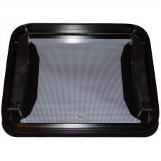 Люк вентиляционный автомобильный (стекло) 40*50 см.