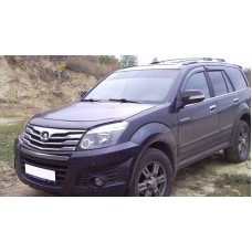 Дефлектор капота Great Wall Hover H3 2010-
