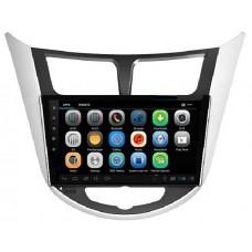 Штатная магнитола Hyundai Accent 2011+ Sound Box SB-4010