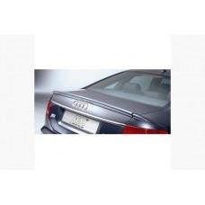 Спойлер Audi A6 C6 2004-2011 под покраску