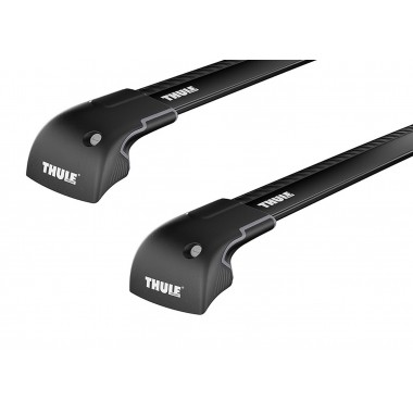 Багажник в штатные места Thule Wingbar Edge Black для BMW 3-series (wagon)(E46) 2000-2005; Saab 9-3 (wagon)(mkII) 2005-2012 (TH 9594B-3065)
