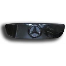 Зимняя накладка на решетку радиатора Mercedes Vito 2003-2010 (решетка) глянец