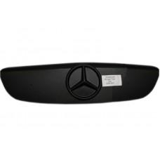 Зимняя накладка на решетку радиатора Mercedes Vito 2003-2010 (решетка) матовый